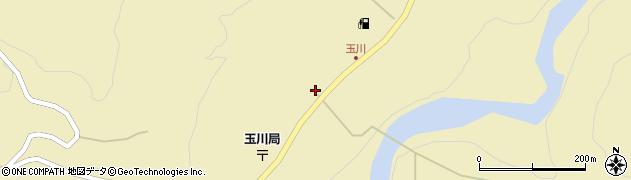 山形県西置賜郡小国町玉川320周辺の地図