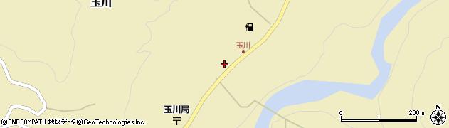 山形県西置賜郡小国町玉川351周辺の地図