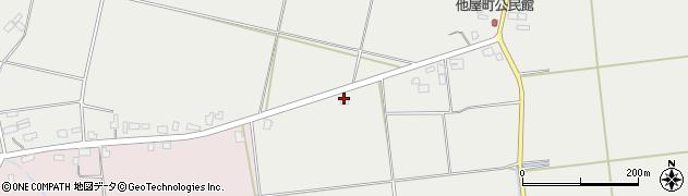 山形県東置賜郡川西町大塚2500周辺の地図