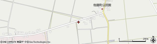 山形県東置賜郡川西町大塚2474周辺の地図