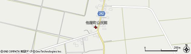 山形県東置賜郡川西町大塚1330周辺の地図