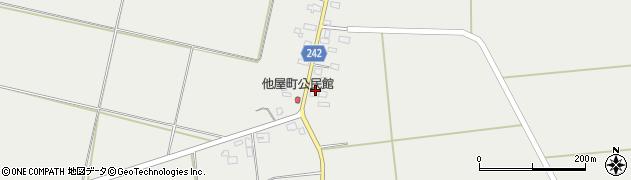 山形県東置賜郡川西町大塚1308周辺の地図