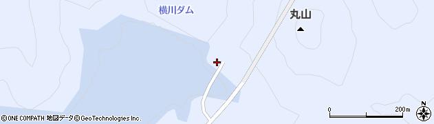 山形県西置賜郡小国町綱木箱口736周辺の地図
