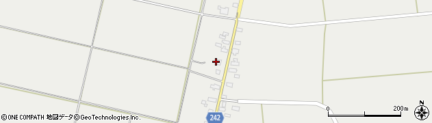 山形県東置賜郡川西町大塚1373周辺の地図