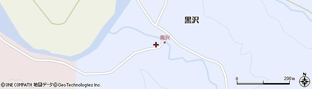 山形県西置賜郡小国町黒沢352周辺の地図