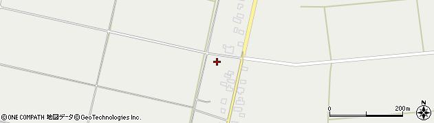 山形県東置賜郡川西町大塚中周辺の地図
