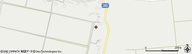 山形県東置賜郡川西町大塚町周辺の地図