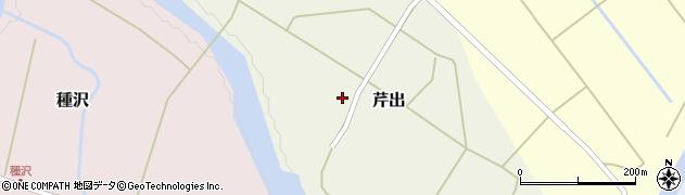 山形県西置賜郡小国町町原591周辺の地図