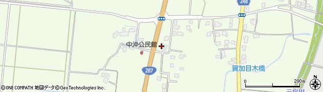 山形県東置賜郡川西町西大塚622周辺の地図