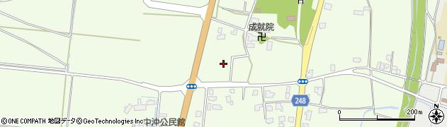山形県東置賜郡川西町西大塚556周辺の地図