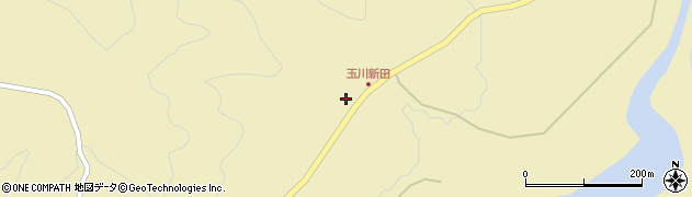 山形県西置賜郡小国町玉川737周辺の地図