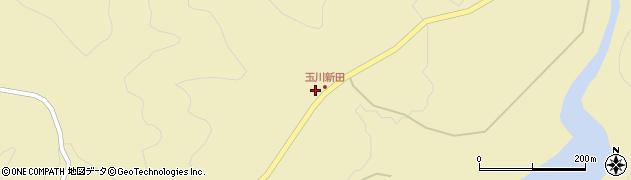 山形県西置賜郡小国町玉川736周辺の地図