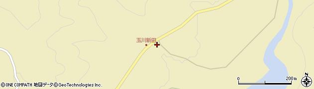 山形県西置賜郡小国町玉川799周辺の地図