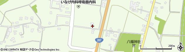 山形県東置賜郡川西町西大塚1391-7周辺の地図