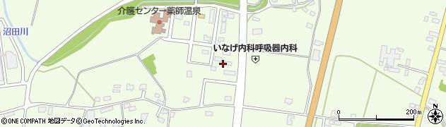 山形県東置賜郡川西町西大塚1349周辺の地図