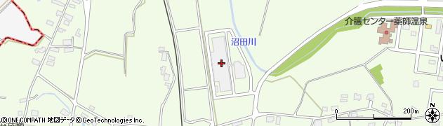 山形県東置賜郡川西町西大塚930周辺の地図