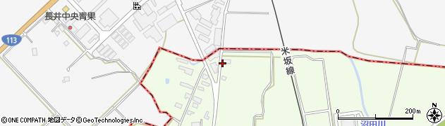 山形県東置賜郡川西町西大塚1270周辺の地図