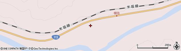 山形県西置賜郡小国町伊佐領512周辺の地図