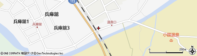 山形県西置賜郡小国町岩井沢369周辺の地図