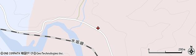 山形県西置賜郡小国町伊佐領669周辺の地図