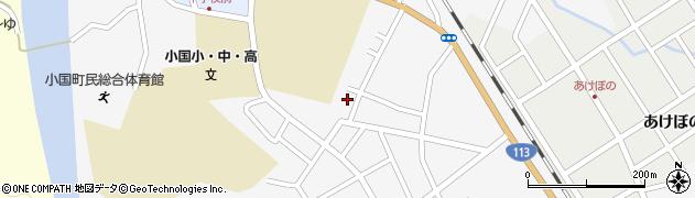 山形県西置賜郡小国町岩井沢518周辺の地図