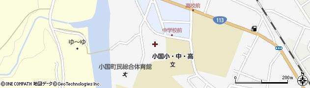 山形県西置賜郡小国町岩井沢724周辺の地図