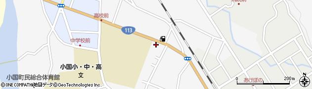 山形県西置賜郡小国町岩井沢527周辺の地図