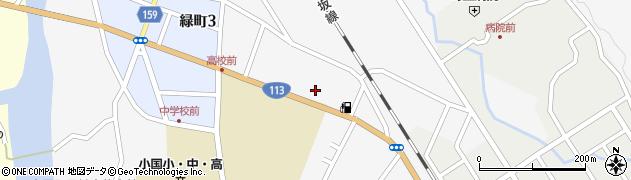 山形県西置賜郡小国町岩井沢526周辺の地図