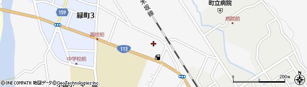 山形県西置賜郡小国町岩井沢536周辺の地図