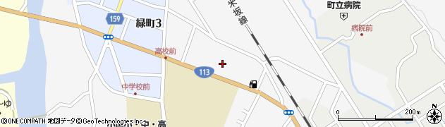 山形県西置賜郡小国町岩井沢529周辺の地図