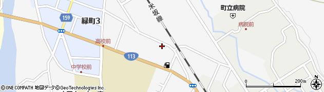 山形県西置賜郡小国町岩井沢521周辺の地図