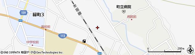 山形県西置賜郡小国町岩井沢547周辺の地図
