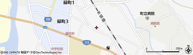 山形県西置賜郡小国町岩井沢571周辺の地図