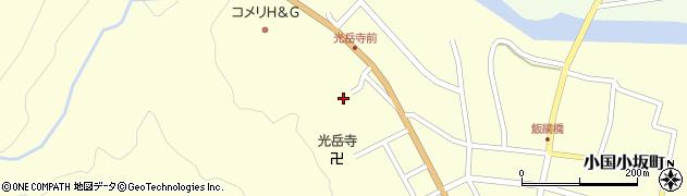 山形県西置賜郡小国町小国小坂町473周辺の地図