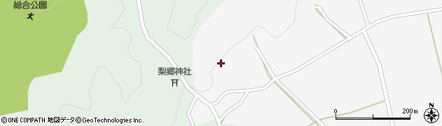 全城院周辺の地図