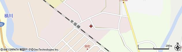 山形県西置賜郡小国町増岡39周辺の地図