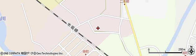 山形県西置賜郡小国町増岡5周辺の地図