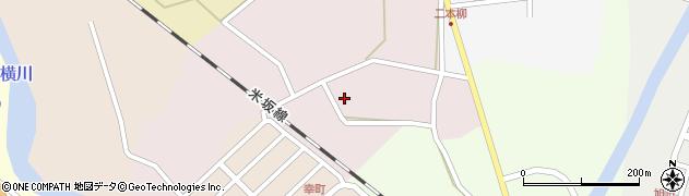 山形県西置賜郡小国町増岡9周辺の地図
