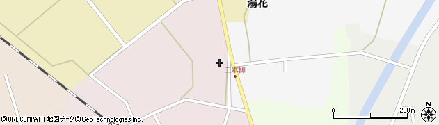 山形県西置賜郡小国町増岡138周辺の地図