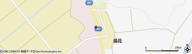 山形県西置賜郡小国町増岡245周辺の地図