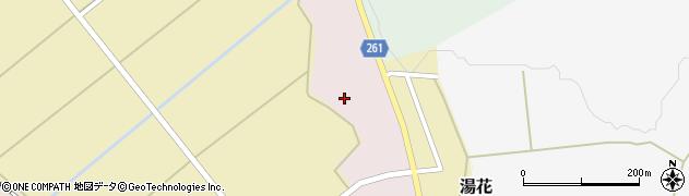 山形県西置賜郡小国町増岡281周辺の地図