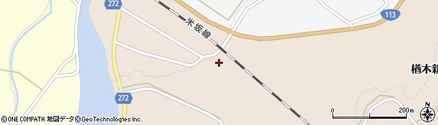 新潟県関川村(岩船郡)荒川台周辺の地図