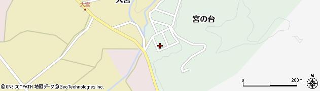 山形県西置賜郡小国町宮の台10周辺の地図