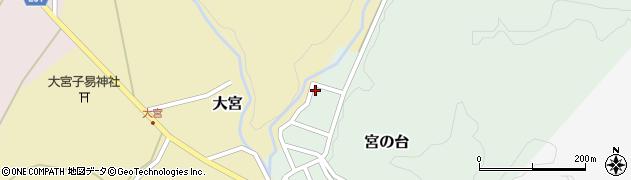 山形県西置賜郡小国町宮の台49周辺の地図