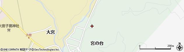山形県西置賜郡小国町大宮361周辺の地図