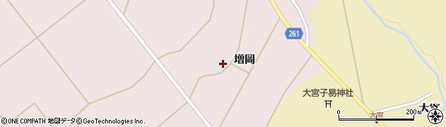 山形県西置賜郡小国町増岡492周辺の地図