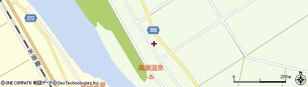 ゑびすや旅館周辺の地図