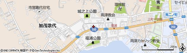 佐渡部品周辺の地図