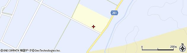 山形県西置賜郡小国町針生245周辺の地図