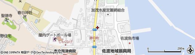 中川ラジオ店周辺の地図